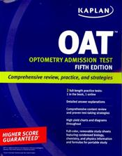 OAT (Optometry Admissions Test)
