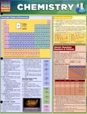 Chemistry Laminated Reference Chart