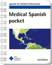 Medical Spanish Pocket: Spanish for Medical Professionals