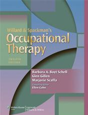 Willard and Spackman's Occupational Therapy. Text with Access Code
