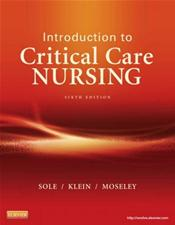Introduction to Critical Care Nursing Cover Image