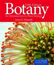 Botany: An Introduction to Plant Biology. Text with Access Code to Companion Website