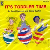 It's Toddler Time on Audio CD-ROM