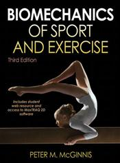 Biomechanics of Sport and Exercise. Text with Access Code Cover Image