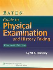 Bates Guide to Physical Examination and History Taking. Text with Access Code for thePoint Cover Image