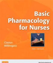 Basic Pharmacology for Nurses Cover Image