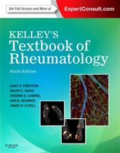 Kelleys Textbook of Rheumatology. 2 Volume Set. Text with Internet Access Code for Expert Consult Edition Cover Image