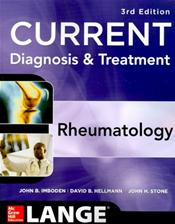 Current Diagnosis & Treatment: Rheumatology