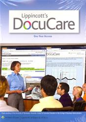 Lippincott's DocuCare. 1 Year Student Access