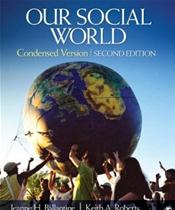 Our Social World Condensed and Our Social World Interactive eBook Bundle