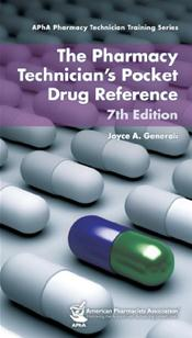Pharmacy Technician's Pocket Drug Reference
