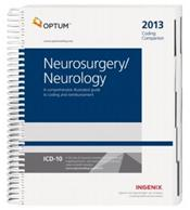 Coding Companion 2013: Neurosurgery/Neurology. A Comprehensive Illustrate Guide to Coding and Reimbursement Image