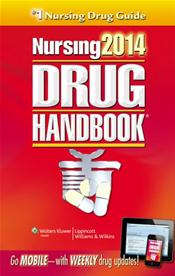 Nursing Drug Handbook 2014