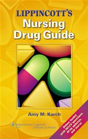 Lippincott's Nursing Drug Guide 2014