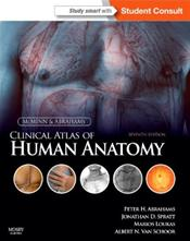 McMinn & Abrahams Clinical Atlas of Human Anatomy. Text with Access Code for Student Consult Edition Cover Image