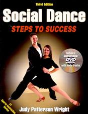 Social Dance: Steps to Success. Text with DVD