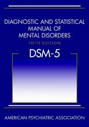 Diagnostic and Statistical Manual of Mental Disorders: DSM-5 Image