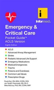 Emergency and Critical Care: Pocket Guide (ACLS Version)
