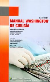 Manual Washington de cirugia (Washington Manual of Surgery) Image