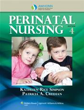 AWHONNs Perinatal Nursing. Text with Access Code Cover Image