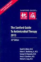 Sanford Guide to Antimicrobial Therapy 2013