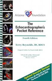 Echocardiographer's Pocket Reference with Updated Vascular Section