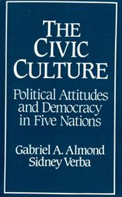 Civic Culture: Political Attitudes and Democracy in Five Nations