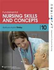 Fundamental Nursing Skills and Concepts. Text with Internet Access Code for thePoint Cover Image