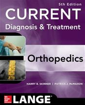 Current Diagnosis and Treatment in Orthopedics
