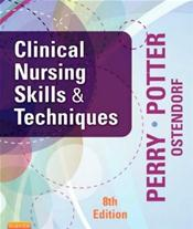 Clinical Nursing Skills and Techniques Package. Includes Textbook and Access Code for Nursing Skills Online Version 3.0 Cover Image