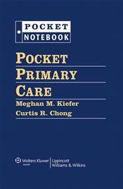 Pocket Primary Care: A Massachusetts General Hospital Handbook. Includes 6-Ring Binder
