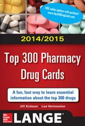 2013-2014 Top 300 Pharmacy Drug Cards