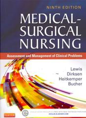 Medical-Surgical Nursing Package. Includes Textbook and and Simulation Learning System Access Code Image