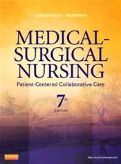Medical-Surgical Nursing Package. Includes Single Volume Textbook and Simulation Learning System Access Code Image