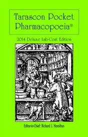 Tarascon Pocket Pharmacopoeia 2014. Deluxe Lab-Coat Pocket Edition Image