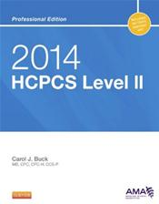 HCPCS 2014: Level II Professional Edition. Includes Netter's Anatomy Art