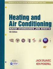 NATEF Standards Job Sheet: Heating and Air Conditioning (A7). Updated to the 2013 NATEF MLF/AST/MAST Task Lists