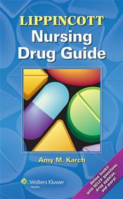 Lippincott's Nursing Drug Guide 2015