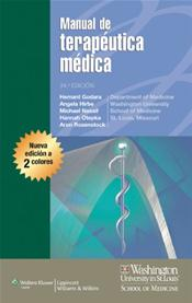Manual Washington de Terapeutica Medica. (Washington Manual of Medical Therapeutics) Image