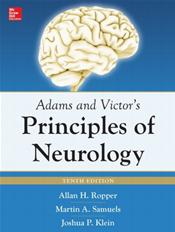 Adams and Victors Principles of Neurology Cover Image