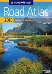 Rand McNally Road Atlas 2015: United States, Canada, and Mexico