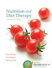 Nutrition and Diet Therapy
