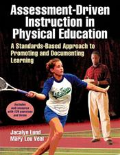 Assessment-Drive Instruction in Physical Education with Web Resource
