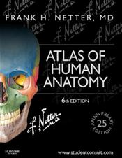 Atlas of Human Anatomy. Text with Access Code. 25th Anniversary, Professional Edition Cover Image