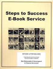 Steps to Success: E-Book Service