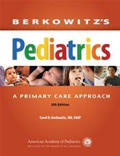 Berkowitzs Pediatrics: A Primary Care Approach Cover Image