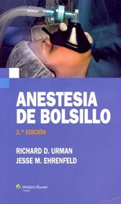 Anestesia de Bolsillo (Pocket Anesthesia) Cover Image