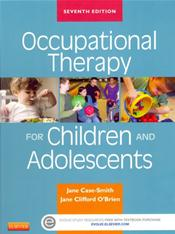 Occupational Therapy for Children and Adolescents Cover Image