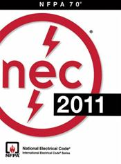 National Electrical Code (NEC) 2011