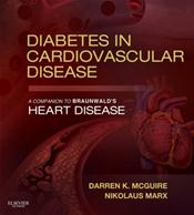 Diabetes in Cardiovascular Disease: A Companion to Braunwalds Heart Disease. Text with Access Code (Expert Consult) Cover Image